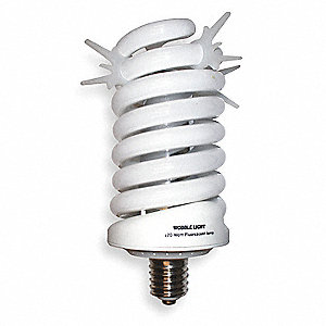 Screw-In CFL,Non-Dimmable,4100K,120W