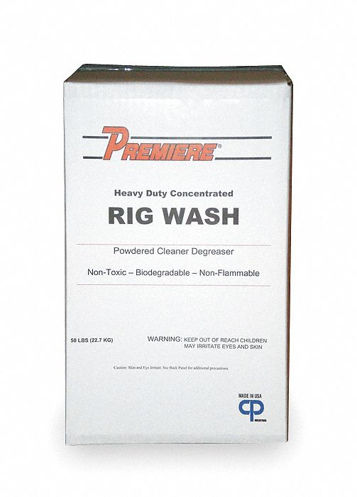 Cleaner Degreaser, Size 50 lb.