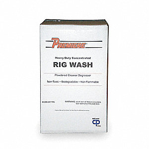 Non-Solvent Cleaner/Degreaser, 50 lb. Box