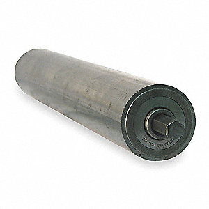 Steel Replacement Roller,1.9In Dia,20BF