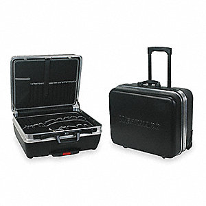 TOOL CASE,38 POCKETS,19 1/8 IN W