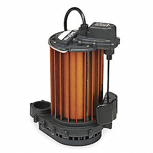 SUMP PUMP,VERTICAL MAGNETIC FLOAT,1