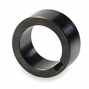 Arbor Spacer,0.5 In Thick ,ID 1.5