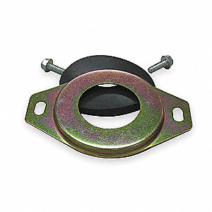 "4-3/4"" x 3-1/8"" Hydraulic Return Flange For Pipe Size (In.) 3/4"