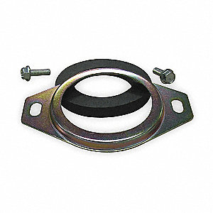 "4-3/4"" x 3-1/8"" Hydraulic Return Flange For Pipe Size (In.) 1-1/2"