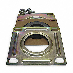 "5-1/2"" x 5-1/4"" Hydraulic Suction Flange For Pipe Size (In.) 1-1/2"