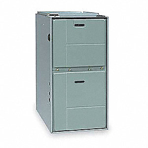 "17-1/2"" x 29-13/32"" x 34"" 120 Volt Upflow Energy Star Gas Furnace,95 % AFUE"