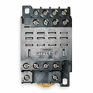 SOCKET,RELAY,14 PINS