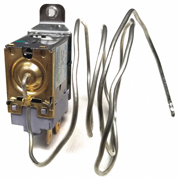 Elkay cold control thermostat for various elkay and for Drinkwell fountain replacement motor