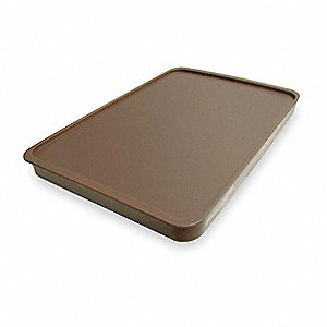 Food Tray Lid,Insulated,Poly,PK10