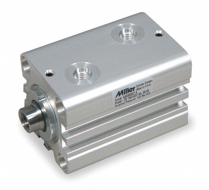 Hydraulic Metric Cylinders