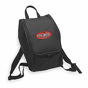 Helmet Bag,2 Pocket,9 in.x14 in.