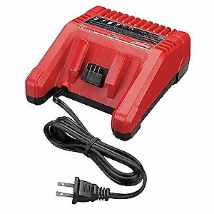 Battery Charger, Li-Ion, Number of Ports: 1