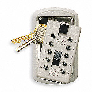 SAFE KEY PUSHBUTTON
