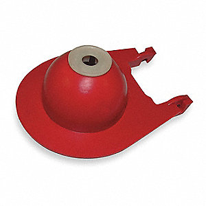 Korky Rubber Toilet Flapper Red American Standard Cadet