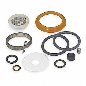 Diverter Rebuild Kit, For Use With Bedpan Washer