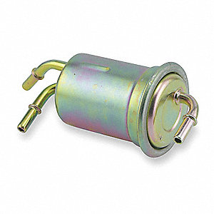 Fuel Filter,6-3/16 x 2-23/32 x 6-3/16 In