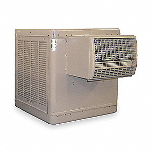 Prtbl Evaporative Cooler,4700 cfm,1/2 HP