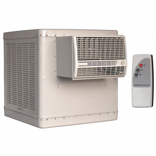 Essick Air 4700 Cfm Belt Drive Window Evaporative Cooler