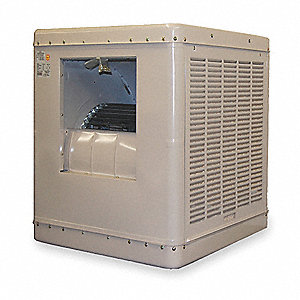 Ducted Evaporative Cooler,4500 cfm,1/2HP