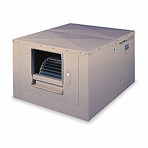 Ducted Evaporative Cooler,6000 cfm,3/4HP