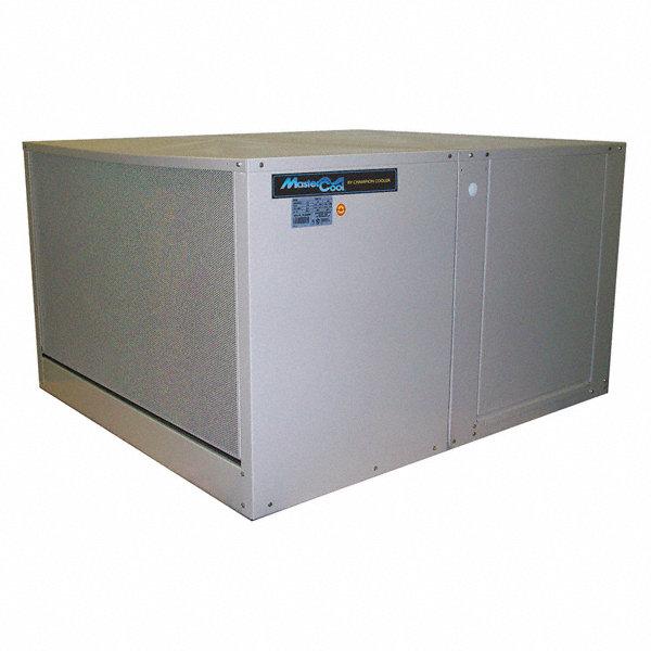 Mastercool 4400 cfm belt drive ducted evaporative cooler - Mastercool exterior cooler cover ...