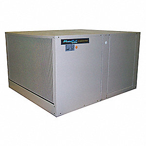 Ducted Evap Cooler,4400cfm,1/2HP