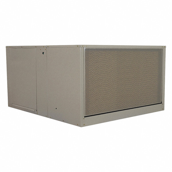 Mastercool 4000 to 5000 cfm belt drive ducted evaporative - Mastercool exterior cooler cover ...