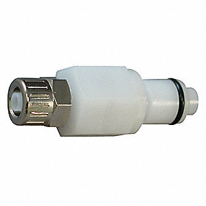 PLC Series Shut-Off PTF Inline Insert for LC and PLC Couplers