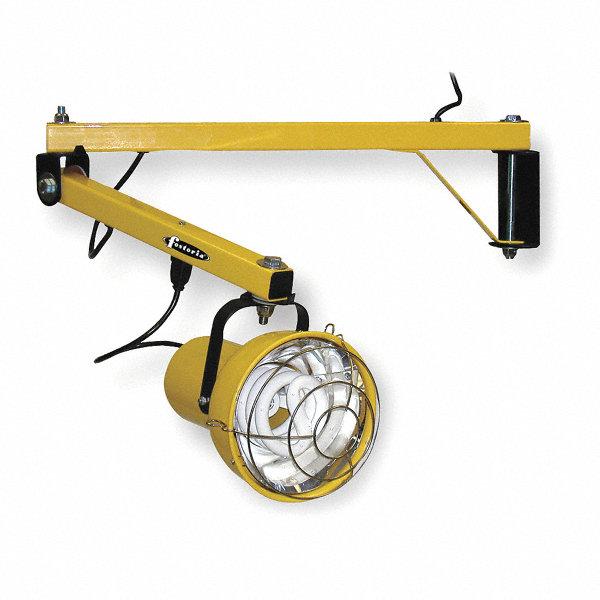 fostoria fluorescent dock light 40 arm length 55 lamp. Black Bedroom Furniture Sets. Home Design Ideas