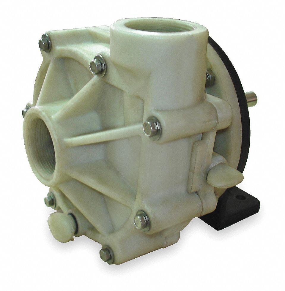 Chemical-resistant Pedestal Pumps