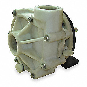 1/3HP Polypropylene Pedestal Pump, 1-1/2 Inlet (In.)