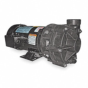 Noryl 3 HP Centrifugal Pump, 3 Phase, 208-230/460 Voltage