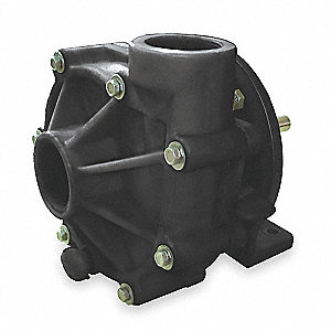 2HP Noryl Pedestal Pump, 1-1/2 Inlet (In.)