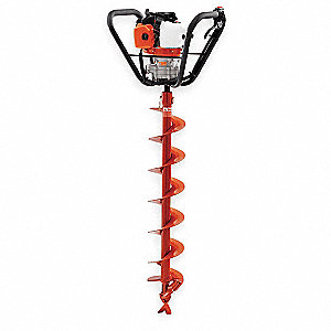 Gas Post Hole Digger, 1.6 HP