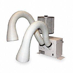 SOURCE CAPTURE AIR CLEANER,BENCH MO