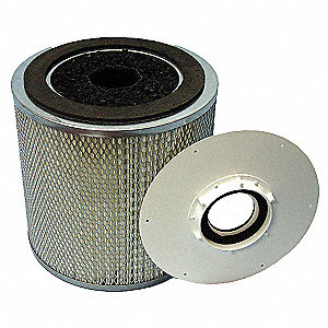 MERV 17 HEPA Carbon Filter For Use With Mfr. No. S-981-2B, SP-981-2B, Frame Included: Yes