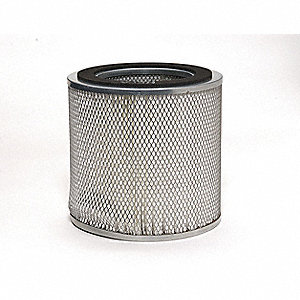 MERV 17 HEPA Filter For Use With Mfr. No. S-981-2B, Frame Included: Yes
