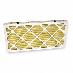 12x24x2 MERV 8 Air Cleaner Filter For Use With Mfr. No.F-984-5A, Frame Included: Yes