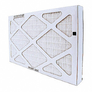 Air Cleaner Filter Kit For Use With 2YGA6, Frame Included: Yes