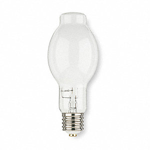 "8-1/4"" White BT28 HID Lamp, 250 Watts, 13,700 Lumens"