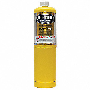 Fuel Cylinder,MAP-Pro,14.1 oz