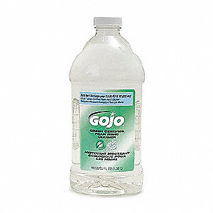 Unscented Fragrance Foam Soap Refill, 46 oz., Package Quantity 2