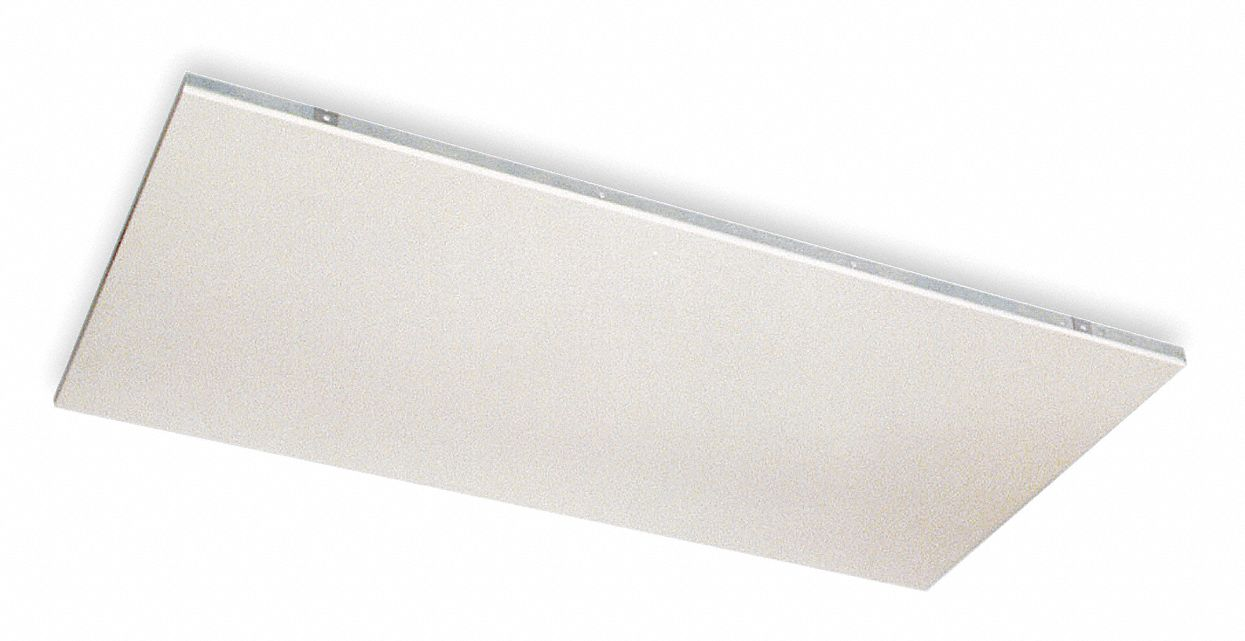 DAYTON Radiant Ceiling Heater 277V 2560 BtuH 2YU56 2YU56 Grainger