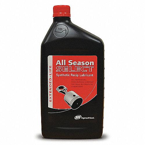 Ingersoll rand aceite d compresor 1l aceite sint tico for Aceite para compresor