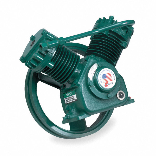 Champion Air Compressor Pump With 9 Oz Oil Capacity