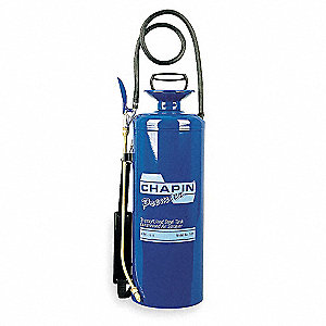 Industrial Handheld Sprayer, 35 to 45 psi, 3-1/2 gal.