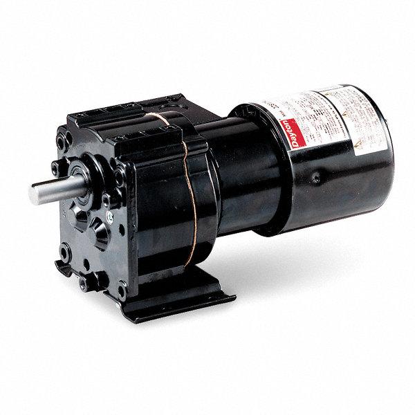 Dayton ac gearmotor 115 nameplate rpm 30 max torque 125 0 for Dayton gear motor catalog