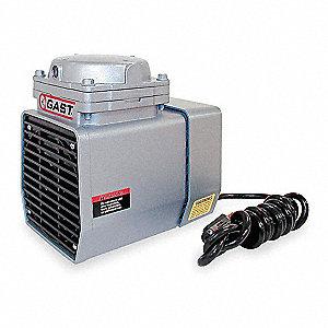 gast air compressors, vacuum pumps, and blowers pneumatics1 8 hp diaphragm compressor vacuum pump