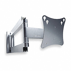 "Articulating TV Wall Mount For Use With 10 to 22"" Screens"